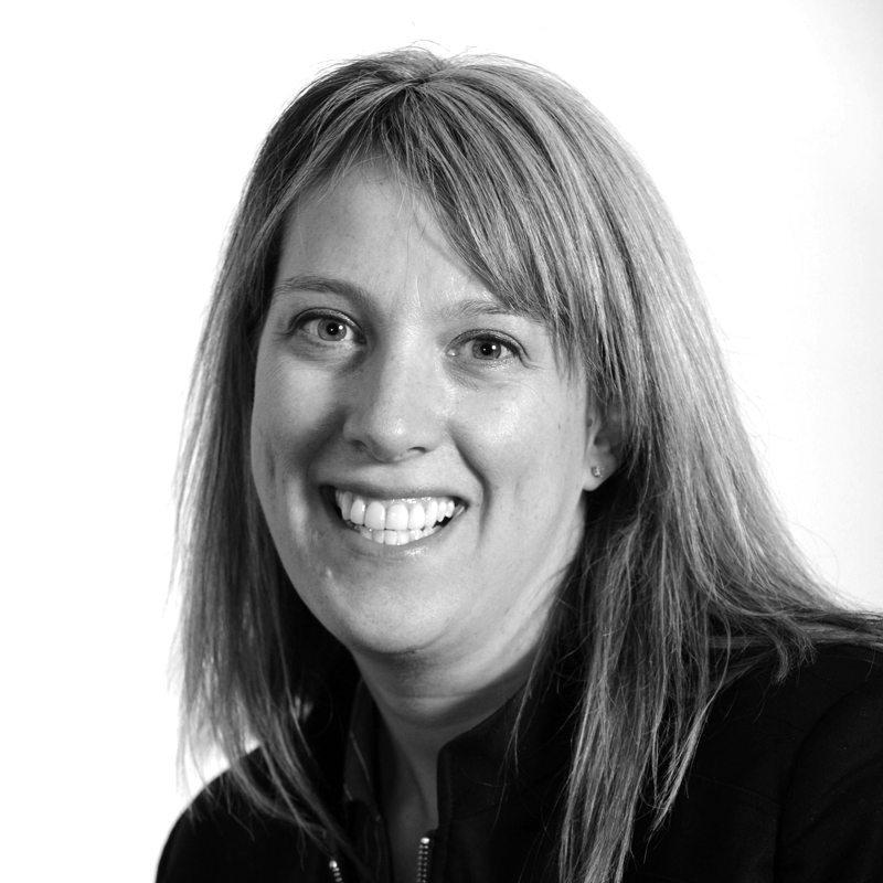 A portrait of Kari Dunfield