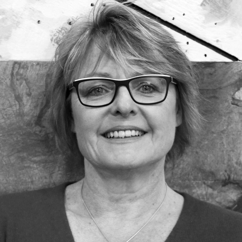 A portrait of Tina Widowski