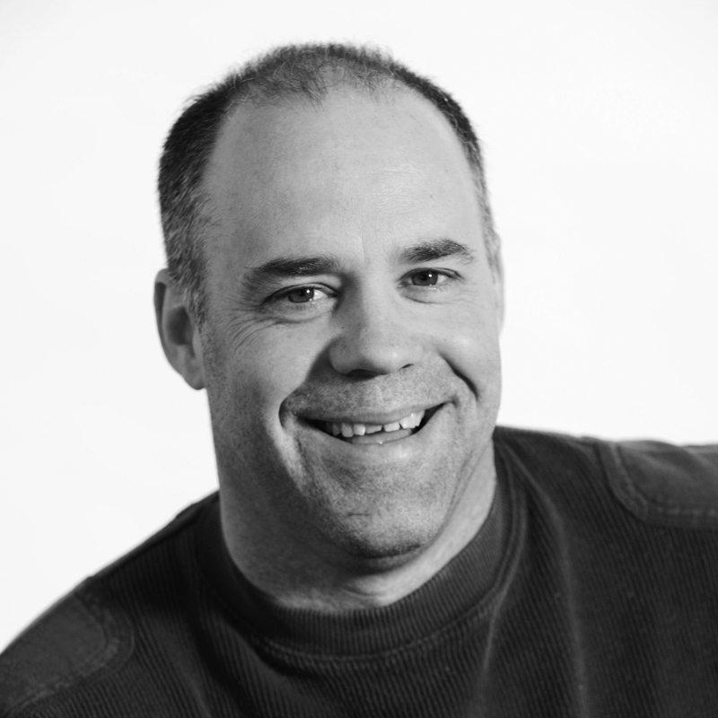 A portrait of Kevin McCann