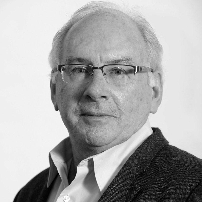 A portrait of Paul Hebert