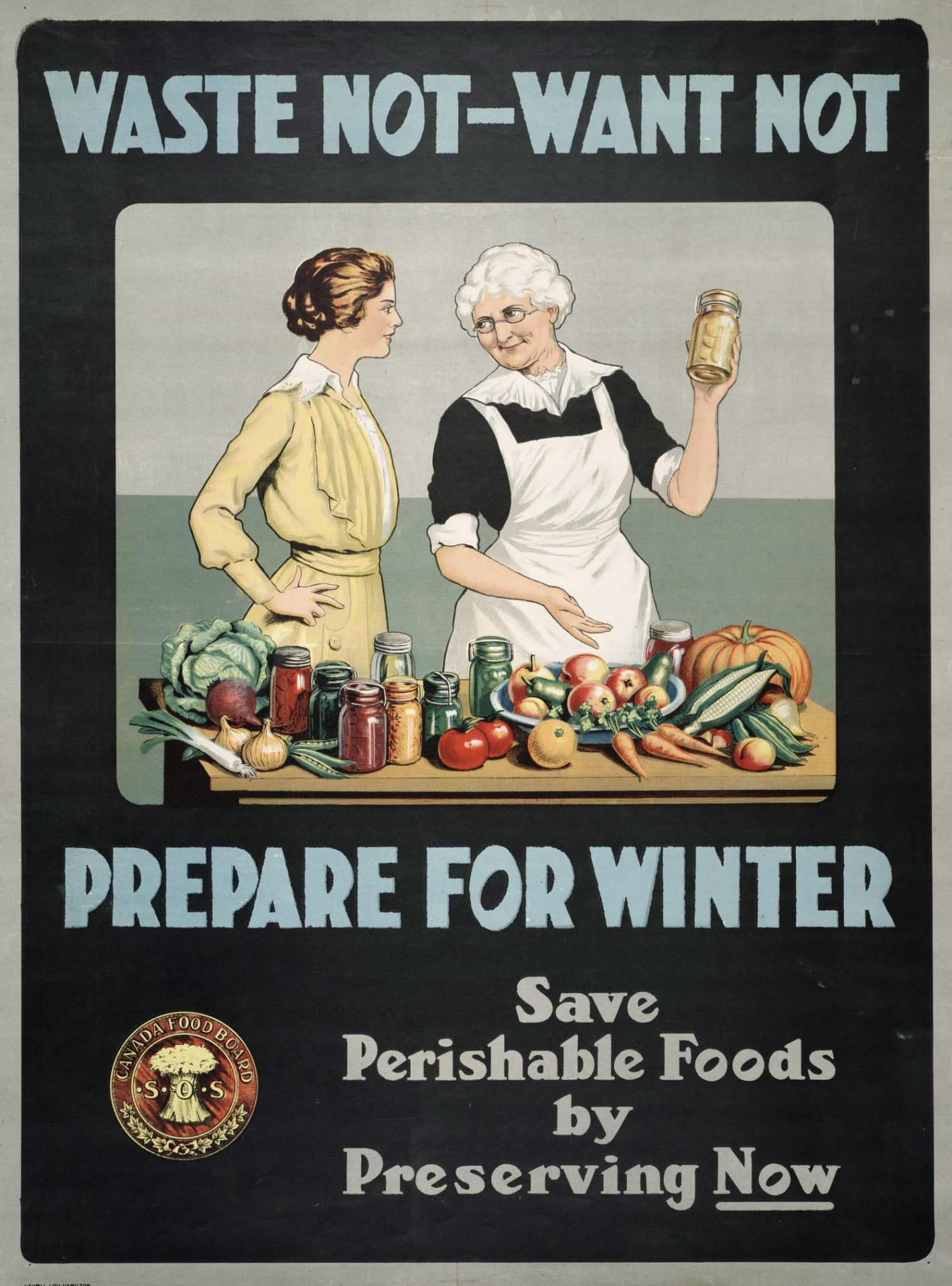 War propoganda poster